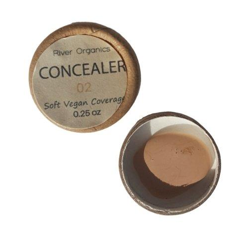 Sample Size | Zero Waste Concealer River Organics 02-Sample Size