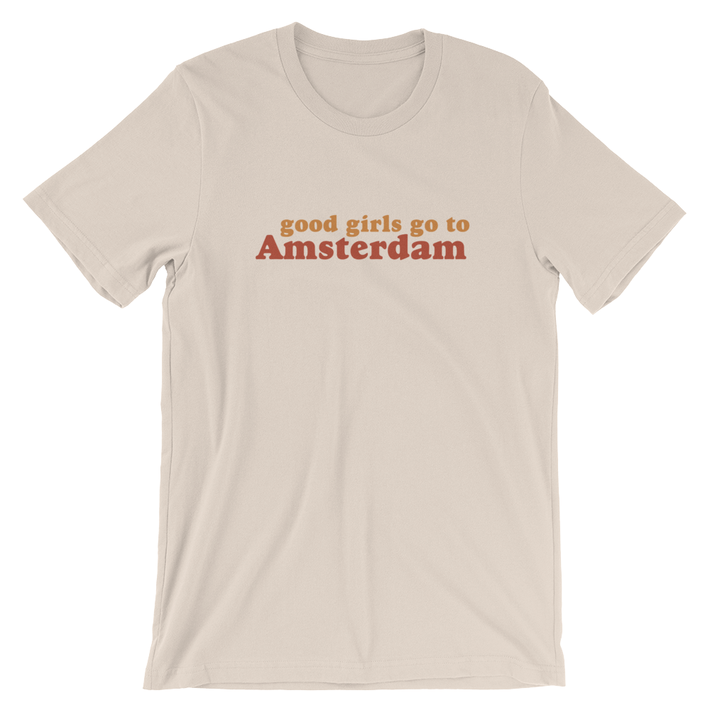 Good Girls Go To Amsterdam
