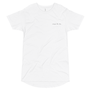 Carpe the DM Embroidered Tee