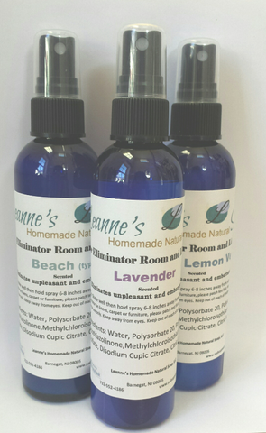 Odor Eliminator Room and Linen Spray