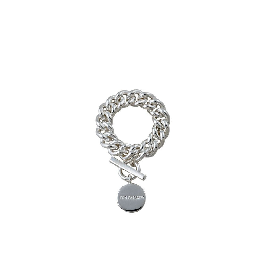 Von Treskow chain ring with toggle