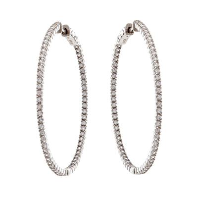 SYBELLA BRILLIANT HOOPS
