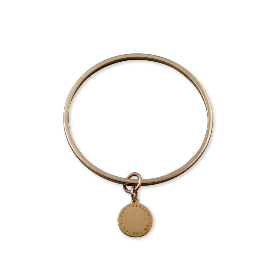 Von Treskow flat edge bangle