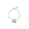 Von  Treskow heart and toggle bracelet