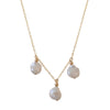 Von Treskow Keshi trio pearl necklace
