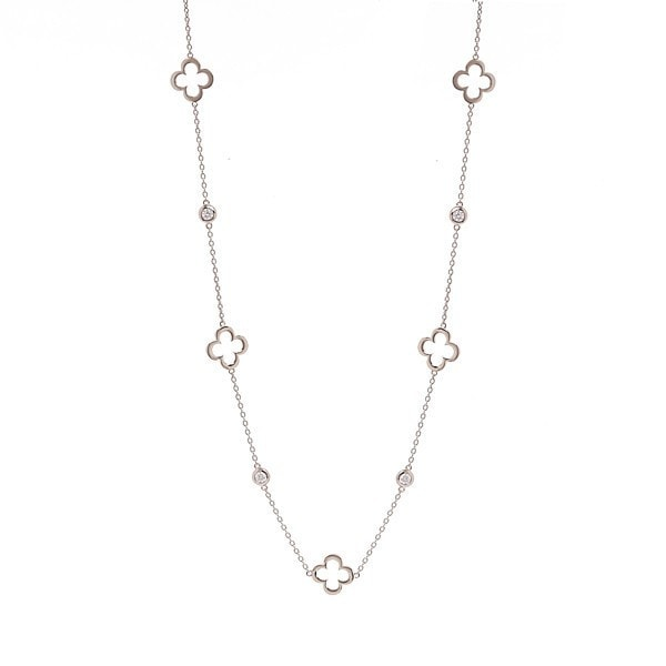 Sybella Clover Necklace