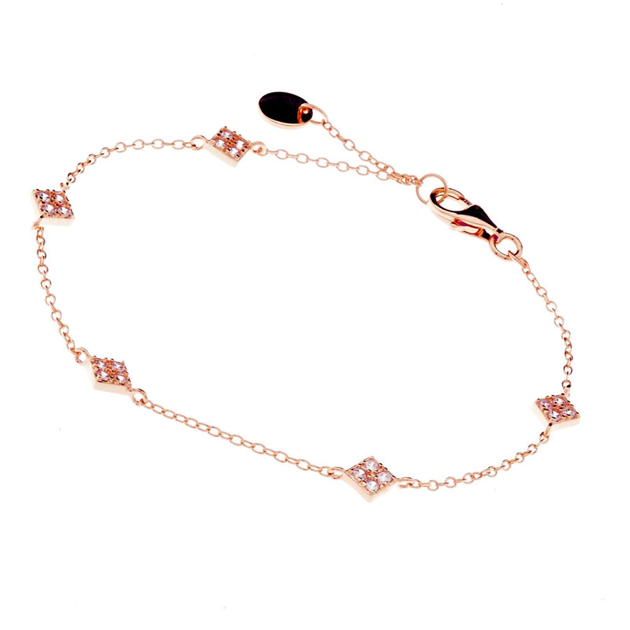 Sybella diamonds bracelet
