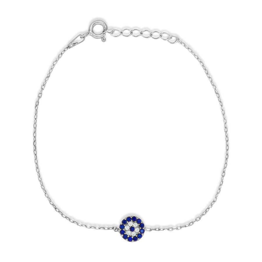 Duo Jewellery Small Eye  Bracelet