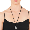 Najo Large Teardrop Necklace