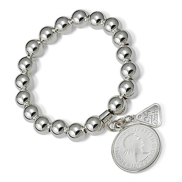 Von Treskow Personalised Year Token Bracelet