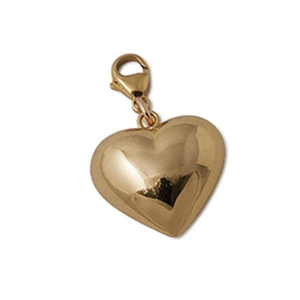 Von Treskow Large Love Heart Charm