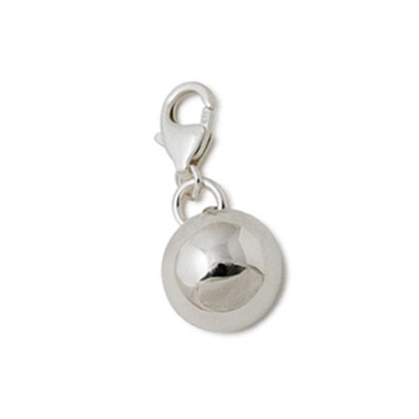 Von Treskow Medium Silver Chime Ball Charm