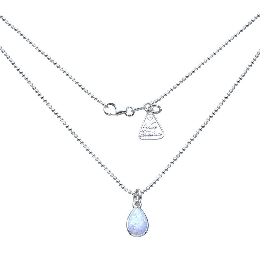 Von Treskow pear opal Necklace