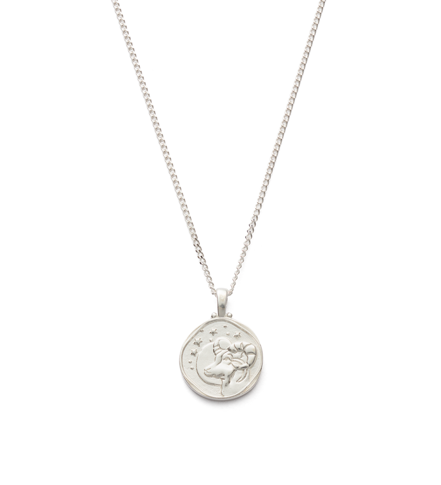 KIRSTIN ASH ARIES ZODIAC NECKLACE