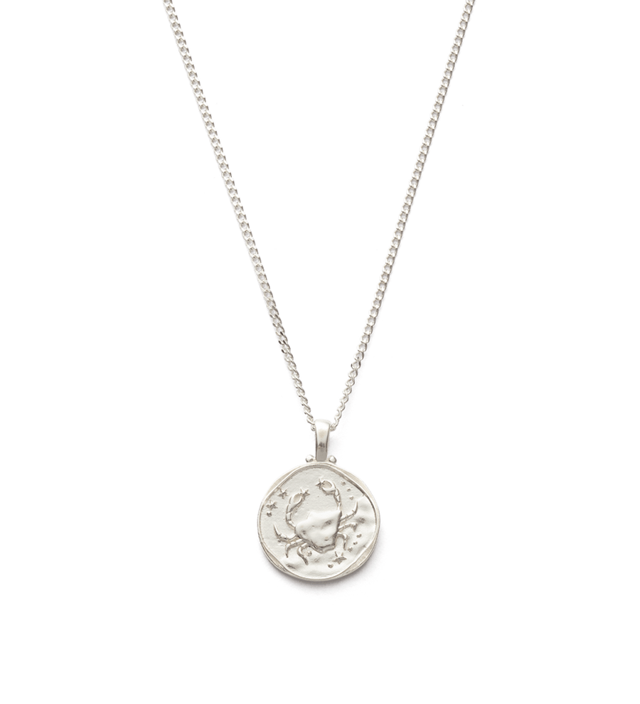 KIRSTIN ASH CANCER ZODIAC NECKLACE