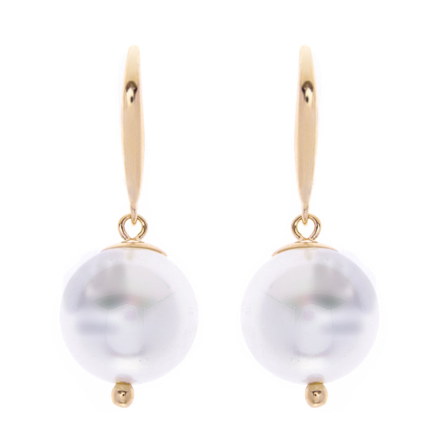 Sybella pearl earrings