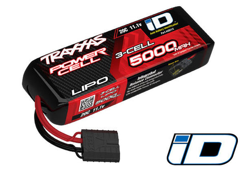 Traxxas 5000mAh 11.1v 3-Cell 20C LiPo Battery (2831X)
