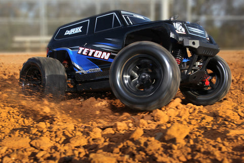 LaTrax Teton 1/18 Scale 4WD Monster Truck - 76054-1