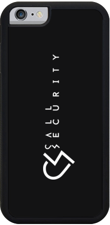 Logo, Black Case