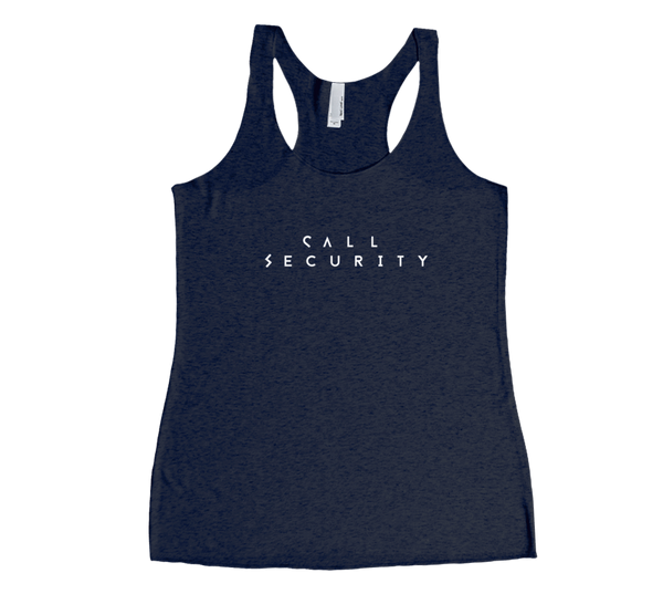 Women's Call Security Tank