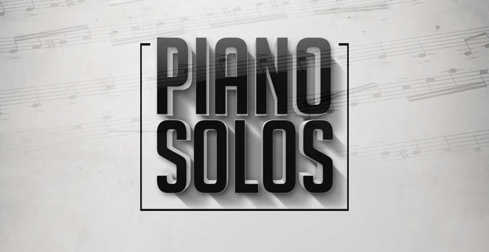 Acoustic Piano Solos - Royalty Free Music - Stock Music
