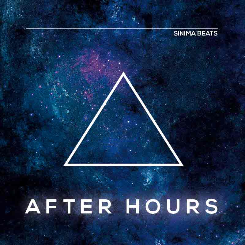 Sinima Beats - After Hours Instrumental RnB R&B