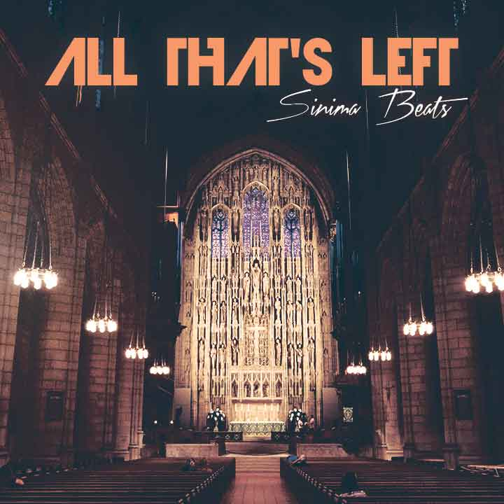 All That's Left Instrumental (Midwest | Trap Instrumental for Rappers) by Sinima Beats