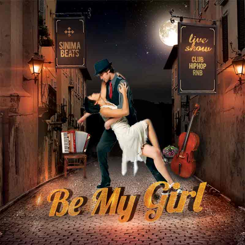 be my girl - (sinima beats) rap beats and instrumentals