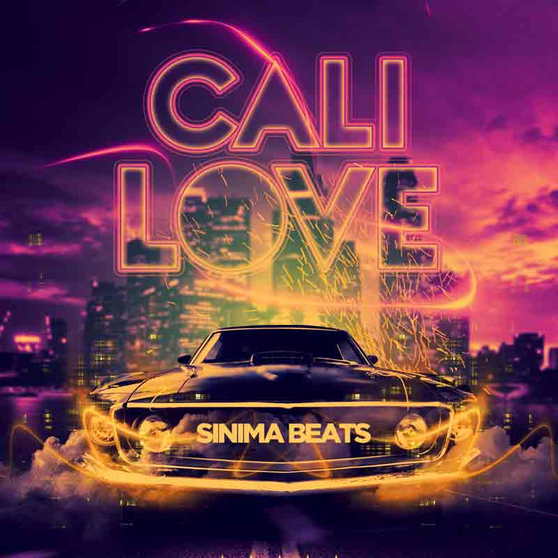 Cali Love - Club Hip Hop Instrumental (Sinima Beats - Download Rap Beats and Instrumentals)