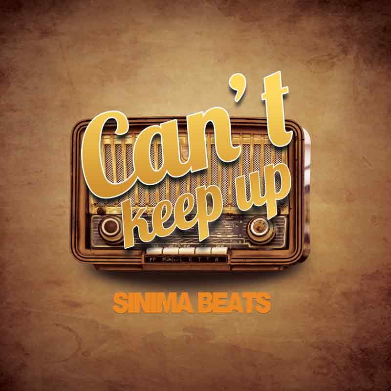 Sinima Beats - Can't Keep Up Instrumental (Swing Hip Hop, Dance, Underground, Funk, Electro-Swing)