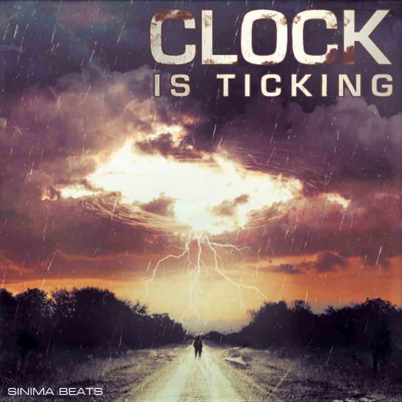 clock is ticking (sinima beats) rap beats and instrumentals