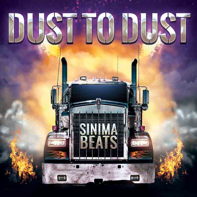 Sinima Beats - Dust to Dust Instrumental (Country Hick Hop Beat Southern)