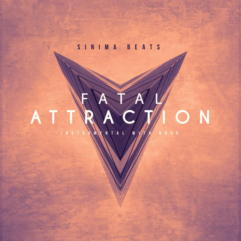 Sinima Beats - Fatal Attraction Instrumental with Hook (EDM Dance Style Rap Beat)