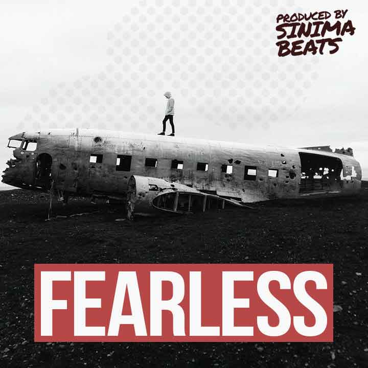 Sinima Beats - Fearless (Synth pop Club Rap Beat Smooth Glitch Heartfelt Songwriting)
