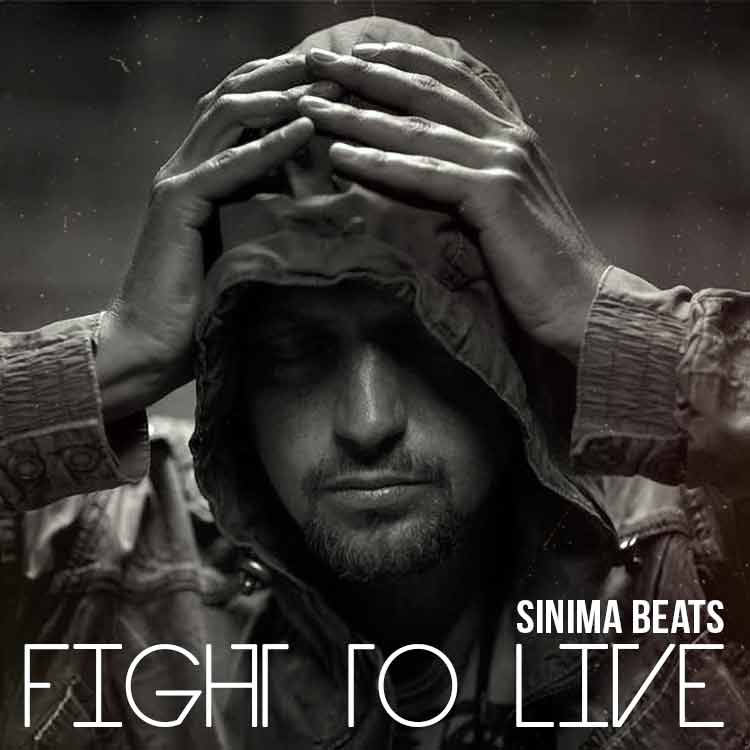 Sinima Beats - Fight to Live Instrumental (Hip Hop Beat)