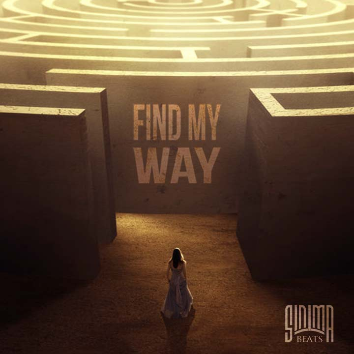 Sinima Beats - Find My Way (Smooth Hip Hop Melancholic Rap Instrumentals HipHop Rapper Rapping Raps)