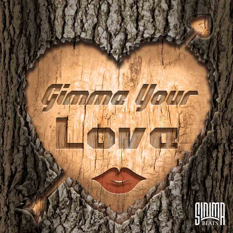 Sinima Beats - Gimme Your Love Instrumental (Hip Hop West Coast Song Love Beat) with Hook