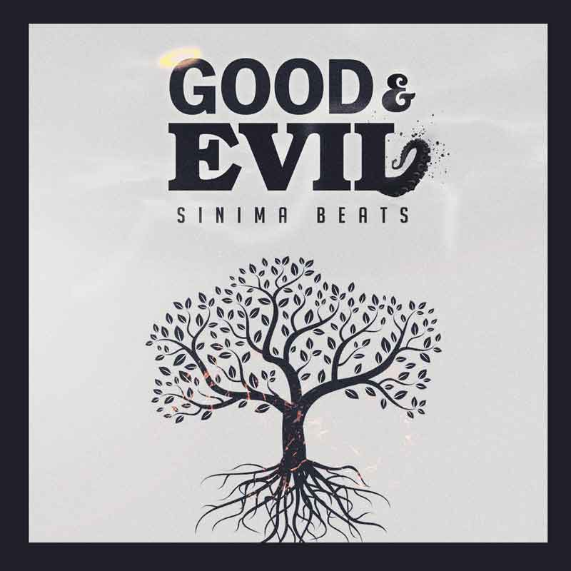 Sinima Beats - Good and Evil Instrumental (Hip Hop, Trap Beat) Rap Instrumentals Club Beats