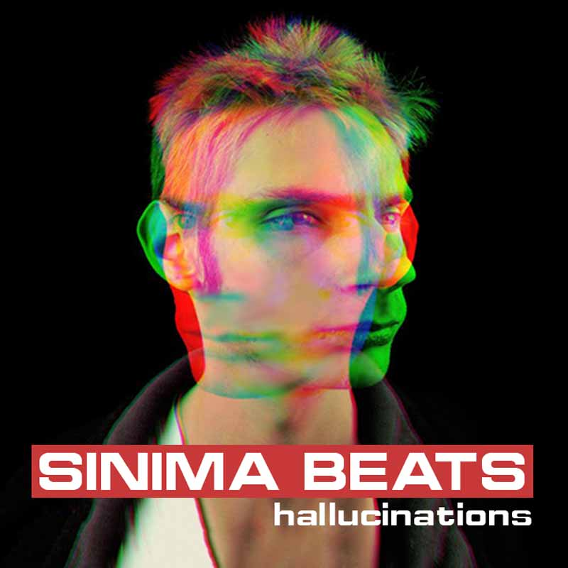 Sinima Beats - Hallucinations Instrumental (Storytelling Hip Hop | Underground Rap Beat | Scary Dark Eerie Feel)