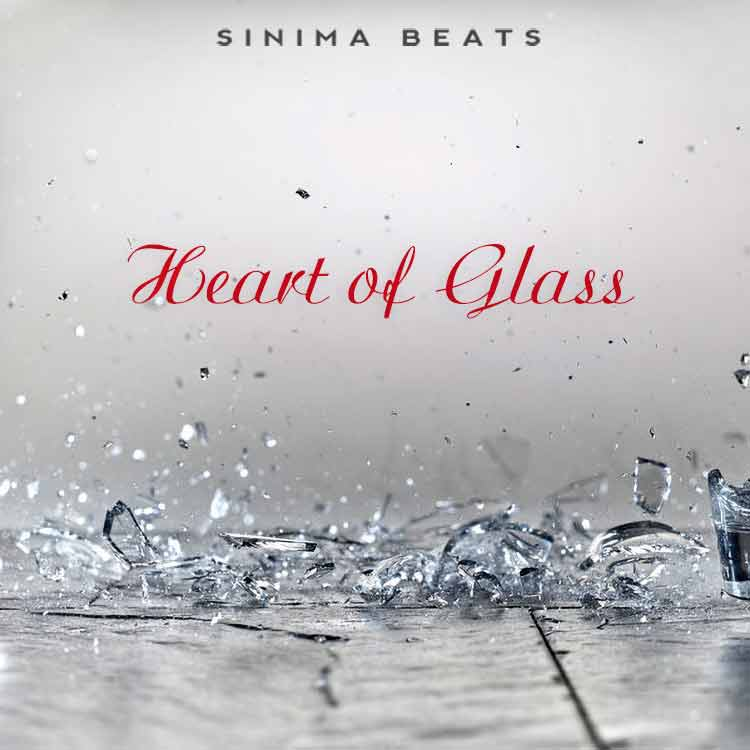 Sinima Beats - Heart of Glass Instrumental (Smooth Hip Hop Beat with Electric Guitars) Songwriting Rapping Rapper Raps Rap Music Beat