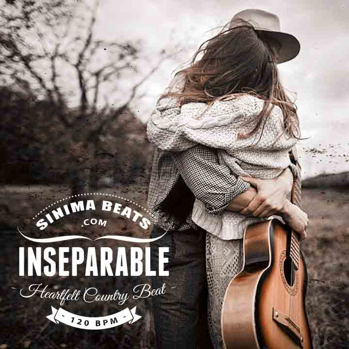 Sinima Beats - Inseparable Instrumental (Country Hick Hop Music Beat Instrumentals Rap)