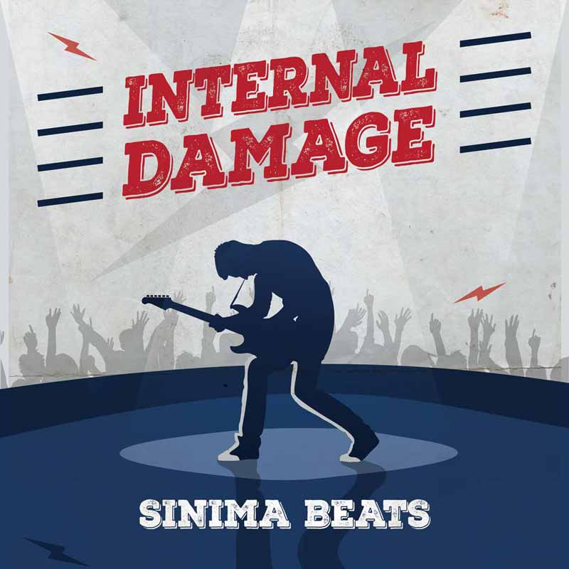 SINIMA-BEATS---Internal Damage - Rock Instrumentals Songwriter-Songwriting-Recording-Music-Instrumental-Rap-Beat