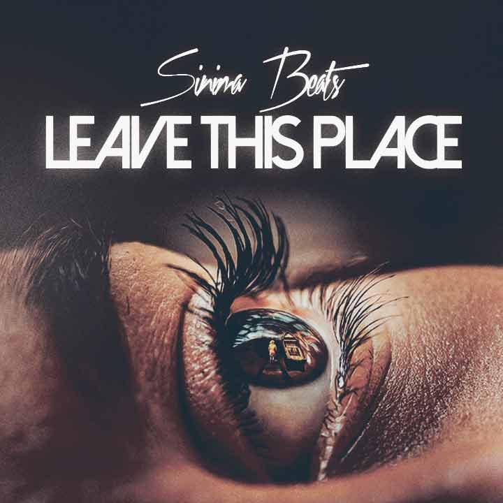 Sinima Beats - Leave This Place Instrumental (Heartfelt Trap Beat with Piano)