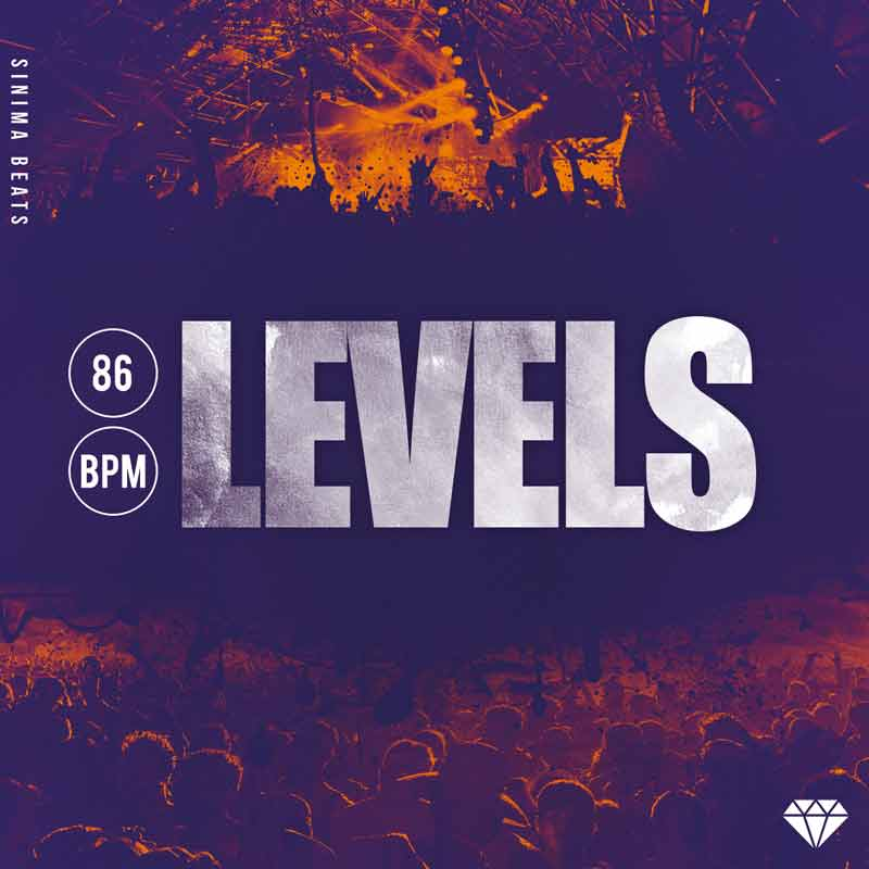 Levels Instrumental by Sinima Beats - Trap, Hip Hop, Club Style Rap (Songwriting)