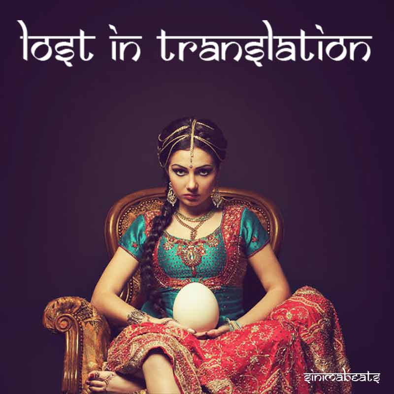 Sinima Beats with Hook - Lost in Translation (Rap Beats and Instrumentals)