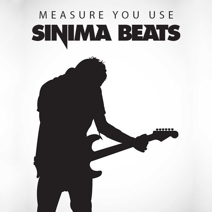 Sinima Beats - Measure You Use Rock Instrumental (Sad Alternative Rap Beat Songwriting Recording Artist Record Label)