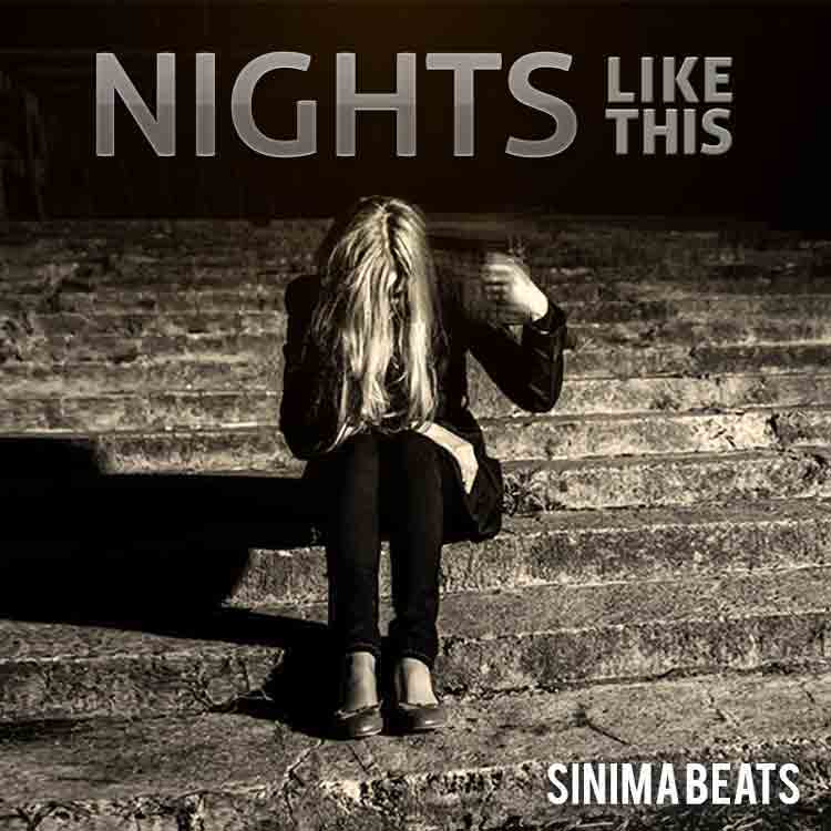 Sinima Beats - Nights Like This Instrumental (Jazzy Hip Hop Beat, Downtempo, Depression, Suicidal, Sadness Eminem Style Rap Beat)