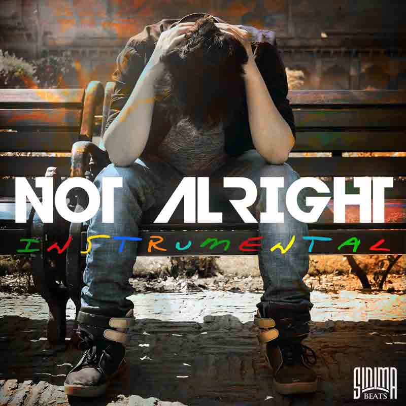 Sinima Beats - Not Alright Instrumental (Hip Hop Underground Freestyle Rap Beats Tupc Biggie Nas Eminem Dr Dre 50 Cent)