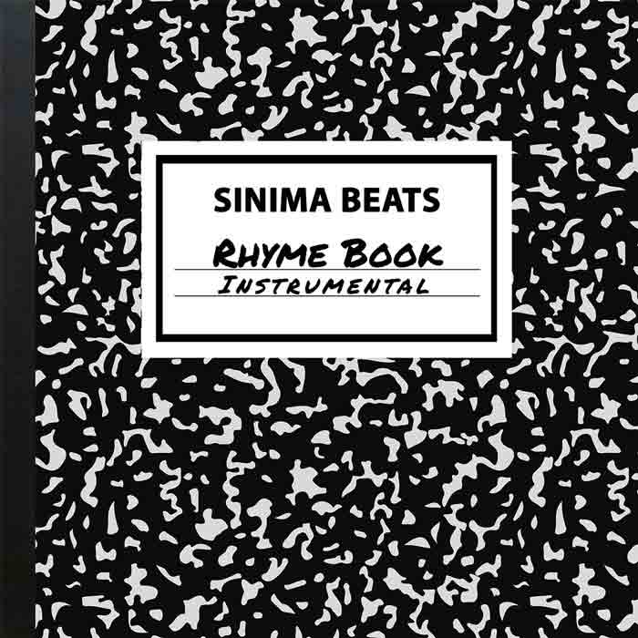 Sinima Beats - Rhyme Book Instrumental (Underground Old School Hip Hop Rap Rapper Rappers Rapping Lyrical Battle Diss Record NY Rap)