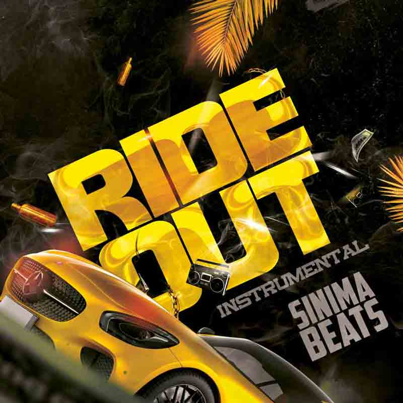 Sinima Beats - Ride Out (West Coast Hip Hop Dr Dre Eminem Tupac Xzibit Busta Rhymes Aftermath Records Shady Hip Hop Low Rider Game)